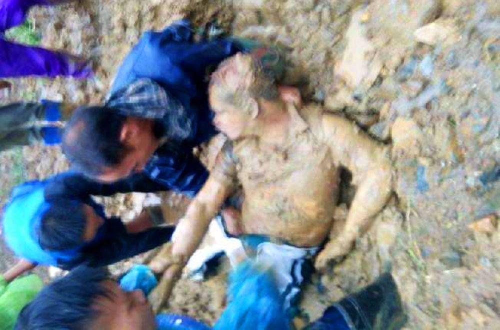 Thanh Hóa: Trưởng công an xã Nhi Sơn hi sinh khi di tản người dân